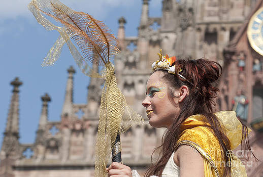 Fairy queen by Andrew  Michael