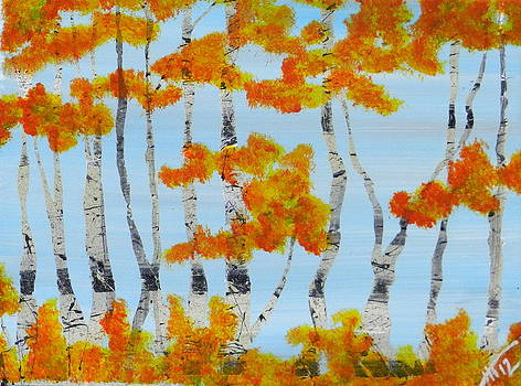 Fall 2 by Heather  Hubb