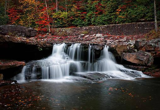 Wayne Stacy - Fall at the Falls