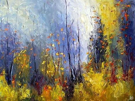 Fall Colours by Rumen Dragiev