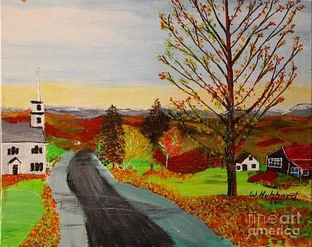 Bill Hubbard - Fall in New Hampshire