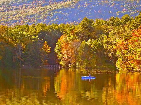 Frank SantAgata - Fall Lake