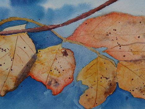 Nancy Fillip - Fall Leaves