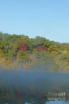 Fall Morning by Rex E Ater