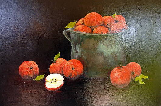 Fall Pickings by Carol Ann Wagner