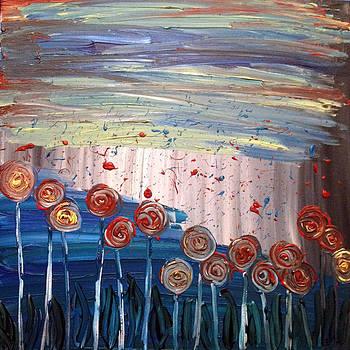 Fall Showers by Stephanie Margalski