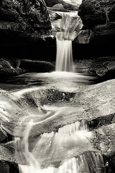 Falling Water by Brian Brown