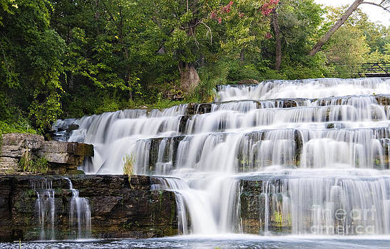 Falls Chutes by Nicole  Cloutier Photographie Evolution Photography