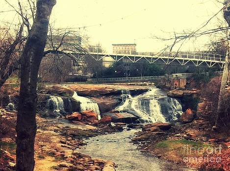 Falls Park by Ashleigh Windham