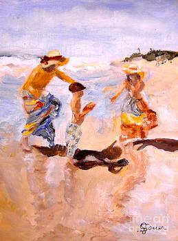 Family Fun by Julie Sauer