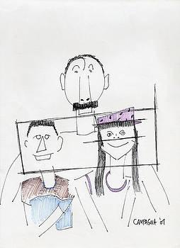 Teddy Campagna - Family Portrait