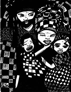 Family by Saleam Malik Bey