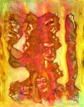 Family Tree by Linda May Jones