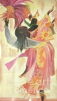 Fan Dancers by Natural Culture
