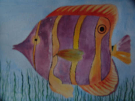 Fancy Fish by Linda Krupp