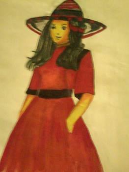 Fancy Girl-2  by Amisha Tripathy