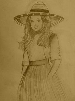 Fancy Girl by Amisha Tripathy