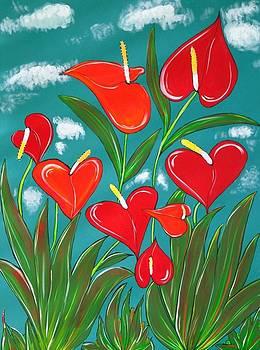 Fane's Valentine by Bania Thaggard