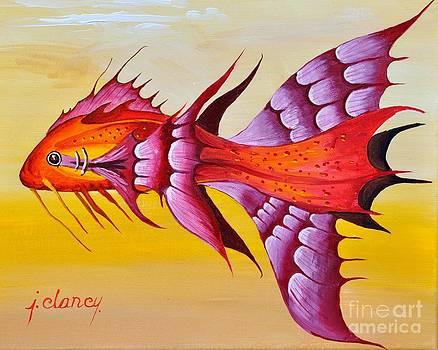 Fantasia Fish by Jolaine Goldman