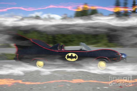 Fantastic Batmobile. by Heinz G Mielke