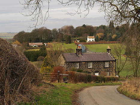 Farm Cottages by Steve Watson