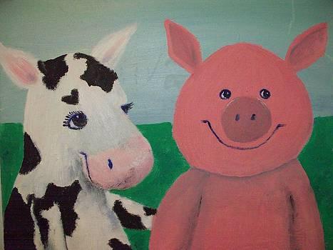 Farm Friends by Heather Walker