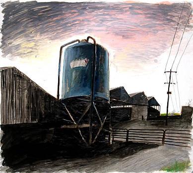 Farm by William Bunch