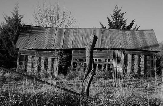 Chris Berry - farmers building