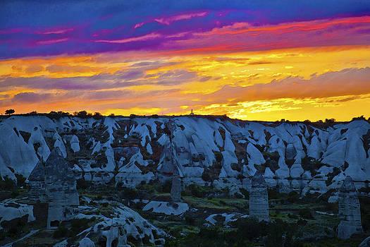Kantilal Patel - Farmers delight of Cappadocia