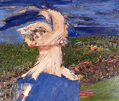 Farmers Widow  by JC Armbruster