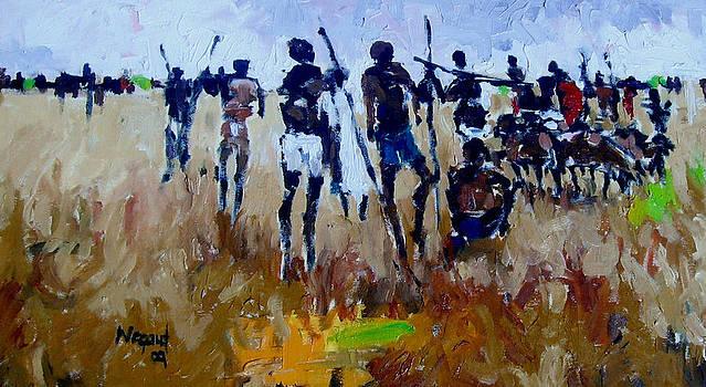 Farming by Negoud Dahab
