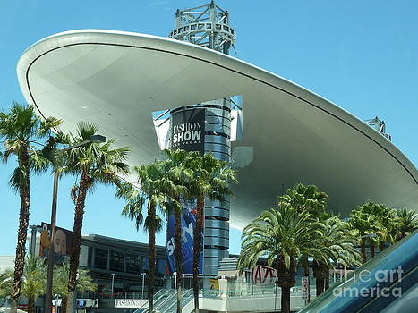 Fashion Show Shopping Mall Las Vegas Nevada by Merridy Jeffery