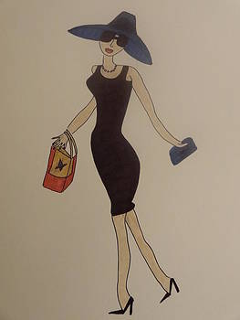 Nancy Fillip - Fashionista Sixty Four