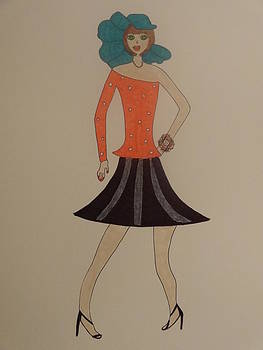 Nancy Fillip - Fashionista Sixty Three