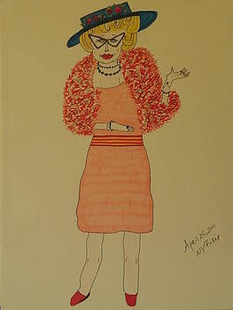 Nancy Fillip - Fashionista Twenty