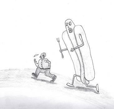 Fat Man's Nightmare by Tony  Nelson