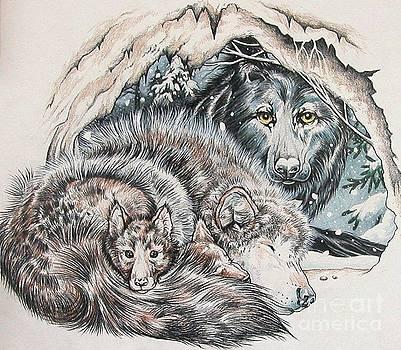 Father Wolf by Kimberlee  Ketterman Edgar