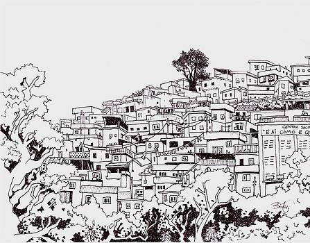 Favelas  by Ben Leary