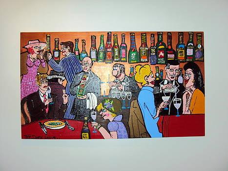 Favorite Bar by Fernando  Sucre