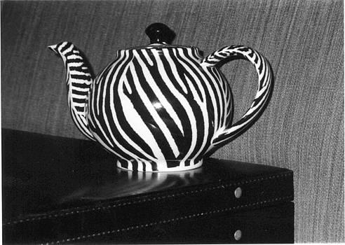 Favorite Tea Pot by Selma Suliaman