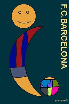 F.c.barcelona V.8 by Pere Punti