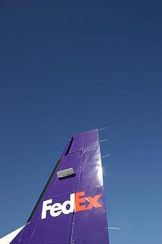 Nina Fosdick - FedEx Tail Wind