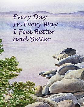 Irina Sztukowski - Feel Better Affirmation