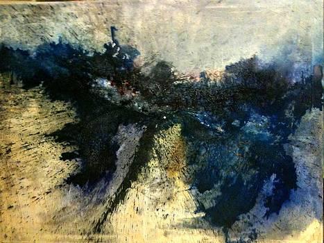 Feeling Blue by Brigitte Willener
