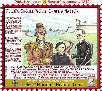 Felixs Choice Would Shape A Nation by Warren Clark