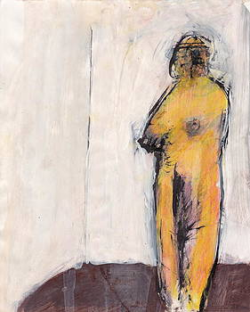 Female Figure In Room 1 by JC Armbruster