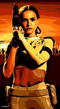 George Pedro - Female Warrior