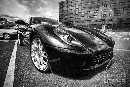 Yhun Suarez - Ferrari 595 GTO