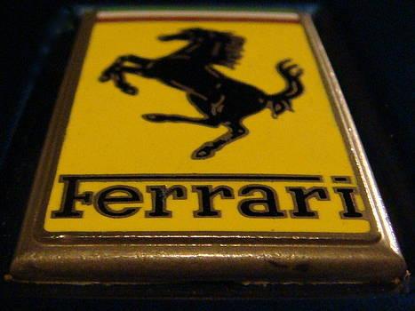 Ferrari by Hunter Huebsch