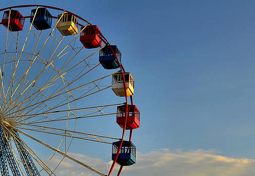 Ferris Wheel by Brian Hughes